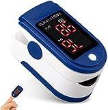 TRONMA Pulsoximeter, Fingeroximeter Sauerstoffsättigung Messgerät Messen Pulsoxymeter für die...