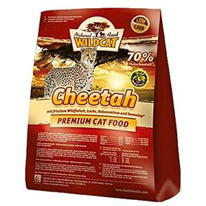 Getreidefreies Katzenfutter Wildcat Cheetah