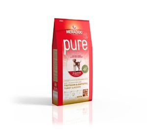 Meradog Pure getreidefreies Hundefutter