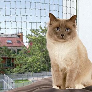 Trixie Katzennetz für den Balkon